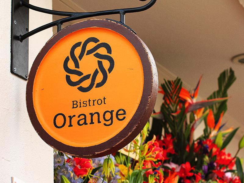 Bistro Orange 様 / 2015年2月